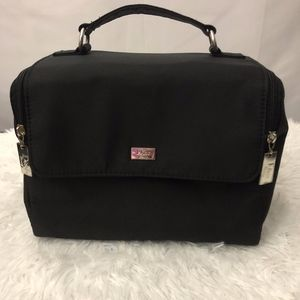 DIOR Beauty Travel Cosmetic/Makeup Case.  Black